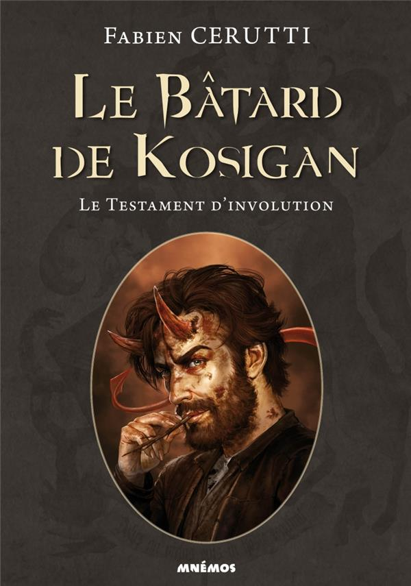 LE BATARD DE KOSIGAN 4   LE TESTAMENT D'INVOLUTION